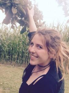 Magdi Hogger Bundesfreiwilligendienstleistende in Vollzeit bei den Holzwürmern